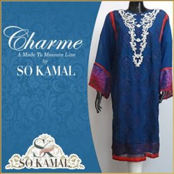So Kamal Casual Wear Dresses 2014 For Women 002