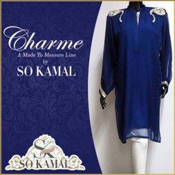 So Kamal Casual Wear Dresses 2014 For Women 004