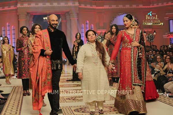 Telenor Bridal Couture Week 2014 Day 3 Picturesmini
