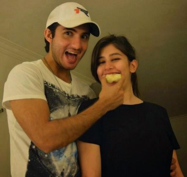 syra yousuf and shehroz sabzwari
