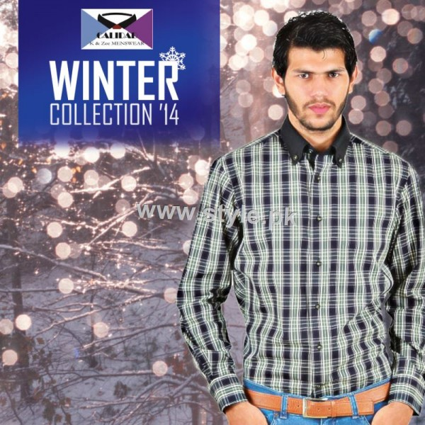 CALIDAD Winter Collection 2015 For Men