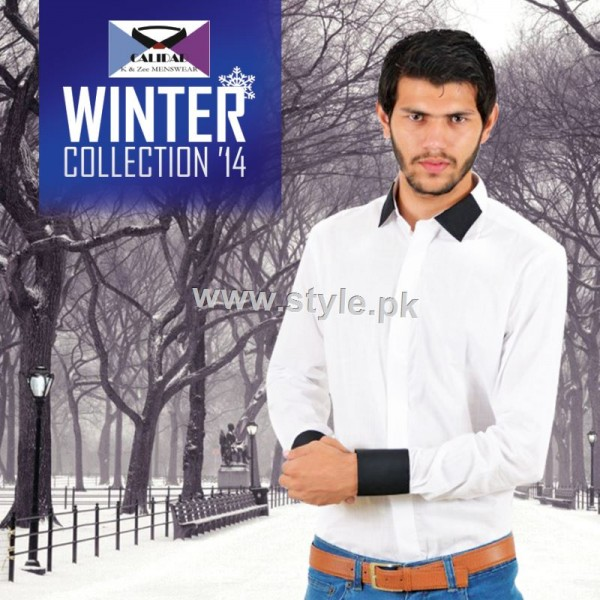 CALIDAD Winter Collection For Men 2015