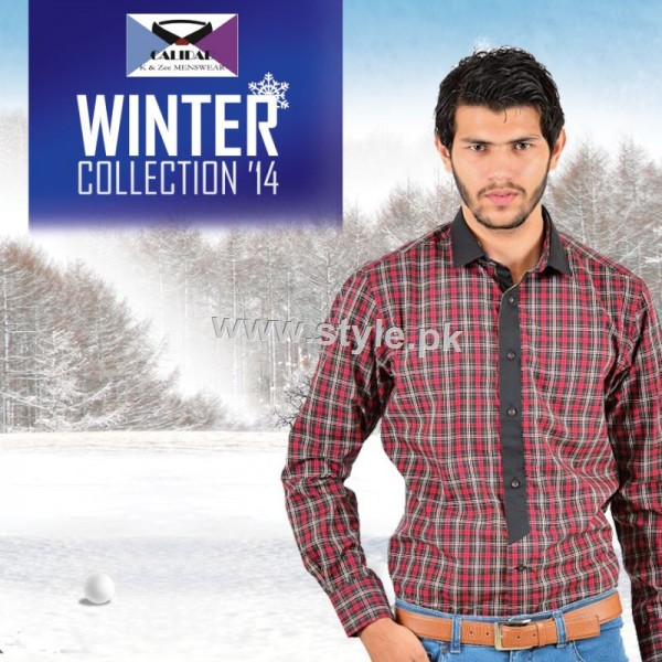 CALIDAD Winter Collection For Men