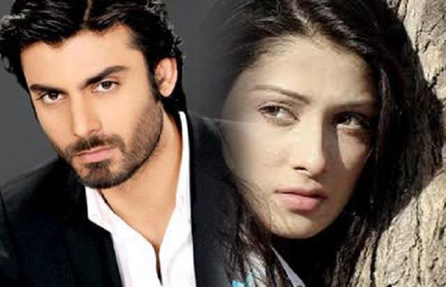 Fawad Khan and aiza khan