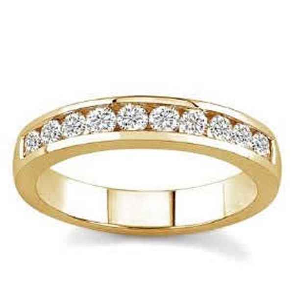 Gold Engagement Rings 2015 For Girls 005
