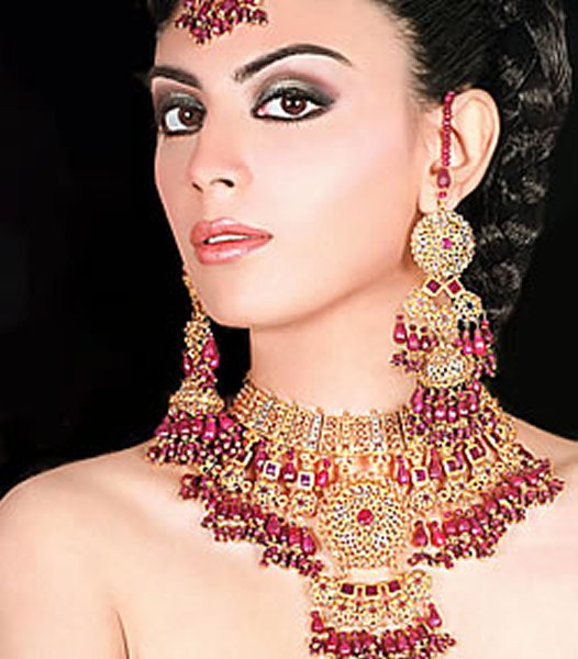 Heavy Gold Jewellery Sets