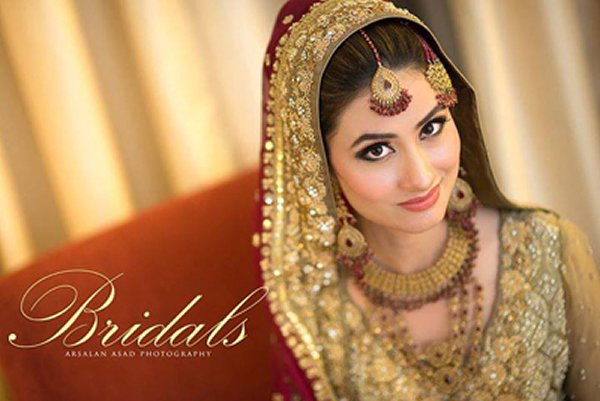 Pakistani Bridal Makeup Pictures 012