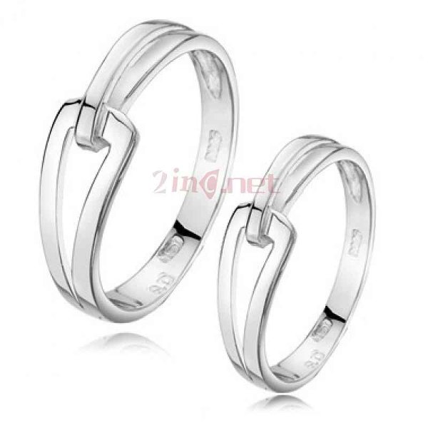 Silver Wedding Rings 2015 For Girls 006