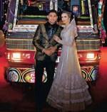 aamir khan with beautiful wife