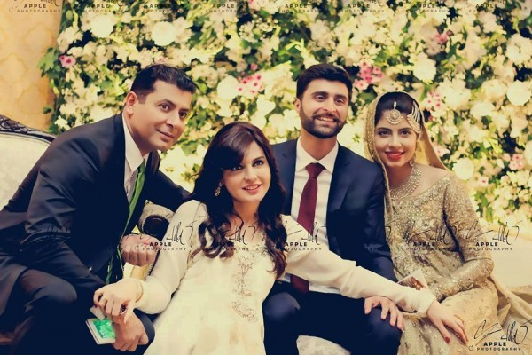 Mahnoor Baloch Daughter Wedding Pictures