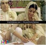 sanam saeed marriage pics