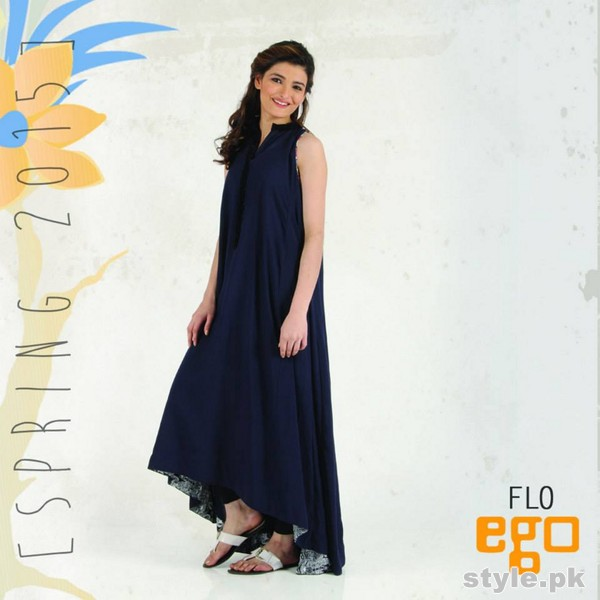 Ego Spring Dresses 2015 For Girls 2