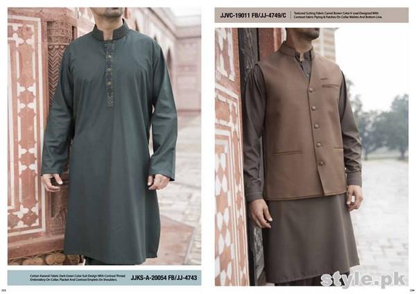 Junaid Jamshed Menswear Dresses 2015 For Summer 11