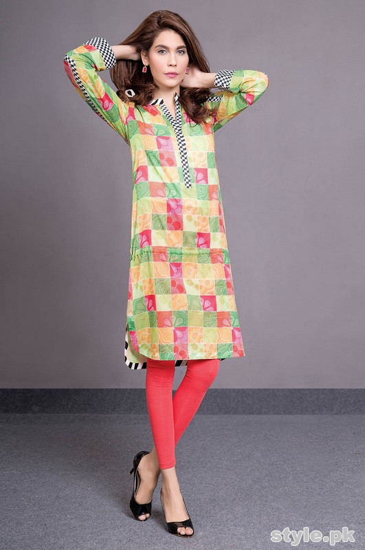 Kayseria Spring Summer Dresses 2015 For Women 6