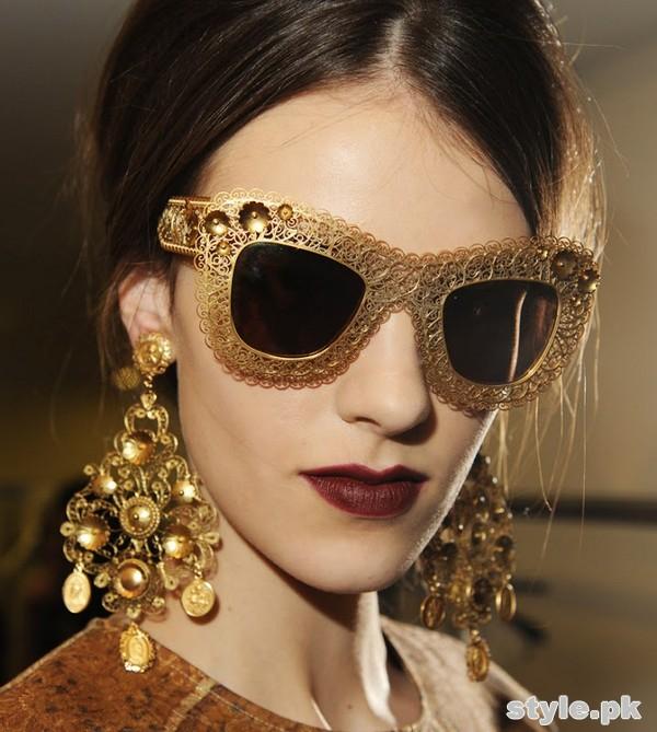 Latest Trends Of Eyewear 2015 For Women 1