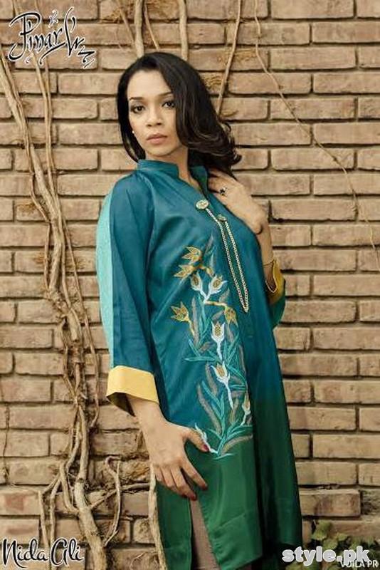 Nida Ali Spring Collection 2015 For Women 4