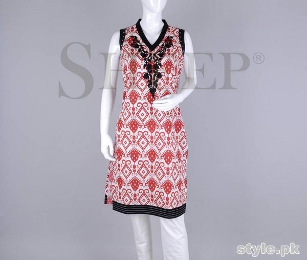 Sheep Valentine's Day Dresses 2015 For Girls 4