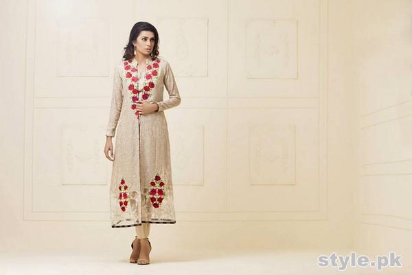 Zainab Chottani Pret Wear Dresses 2015 For Girls 3