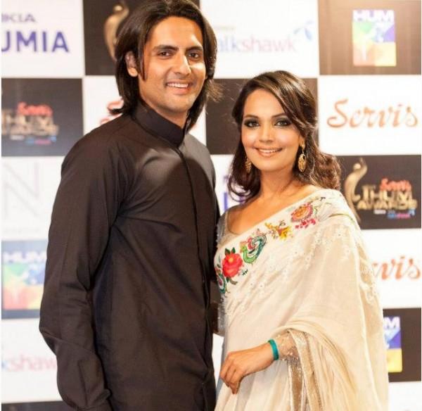 mohib mirza and amina sheikh
