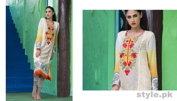 Firdous Fashion Carnival Collection 2015 For Summer 6