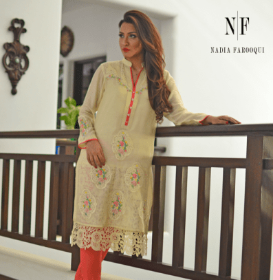 Nadia Farooqui Spring Collection 2015 For Women 002