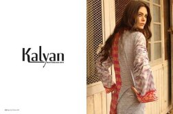 ZS Textile Embroidered Lawn Collection 2015 For Women 003