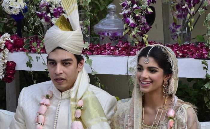 sanam saeed husband