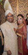sharmila farooqi wedding