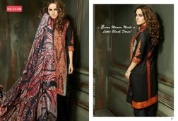 Hadiqa Kiani Fabric World Lawn Collection 2015 Volume 2 For Women 007