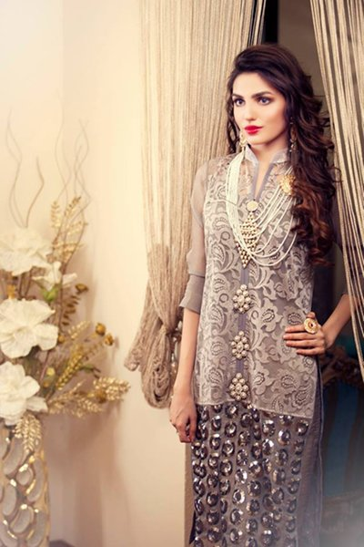 Kanav Evening Wear Collection 2015 For Women 002