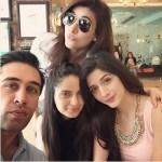 Mawra, Urwa and Armeena Rana Khan