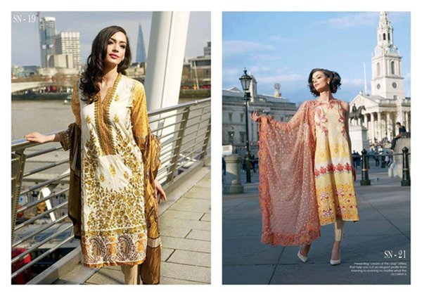 Sobia Nazir Summer Collection 2015 For Women 03