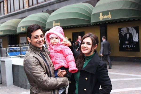 faisal qureshi wife