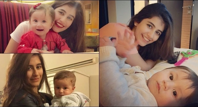 syra shehroz beautiful daughter