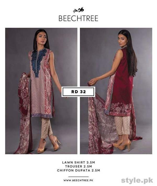 Beech Tree Summer Dresses 2015 For Women 2