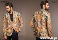 Fahad Hussayn Menswear Dresses 2015 For Midsummer 1