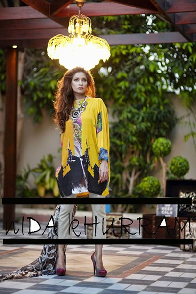 Nida Khurram Pret Summer Collection 2015 For Women001