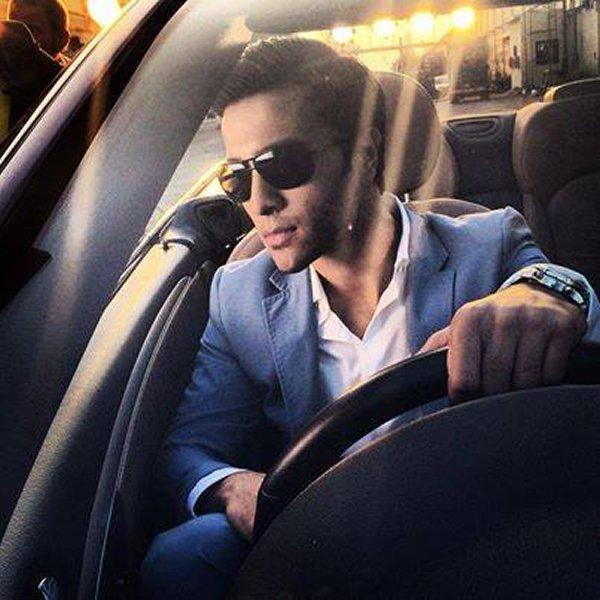 Pakistani Actor And VJ Feroze Khan Profile006