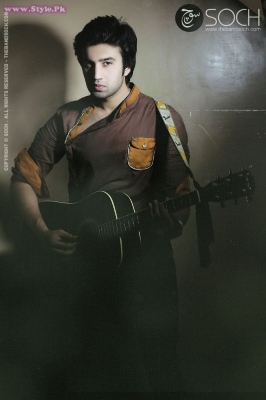 Rabi Ahmed Soch Band