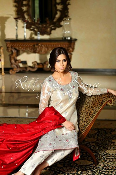 Sana Salman Formal Wear Collection 2015 For Women 006