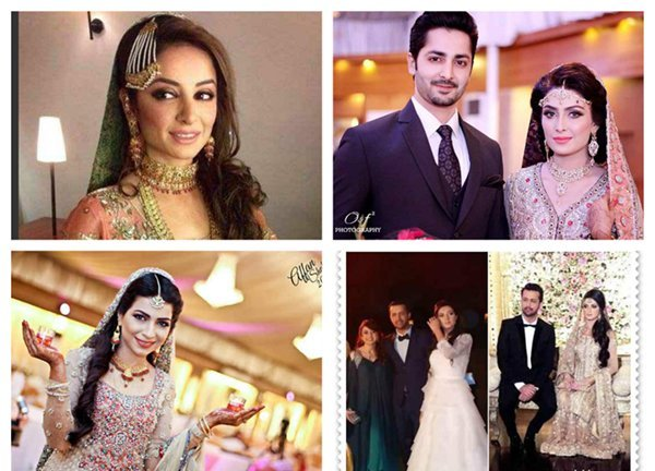 Which Pakistani Celebrity Looks Beautiful On Her Walima