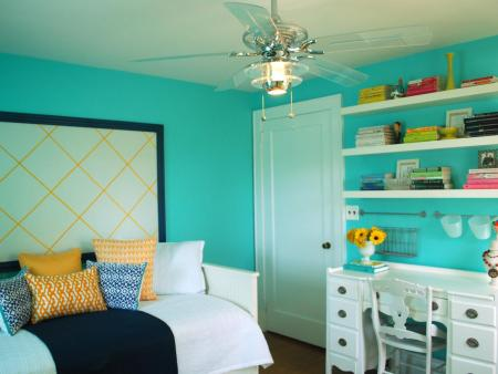 Bedroom paint for teens 4