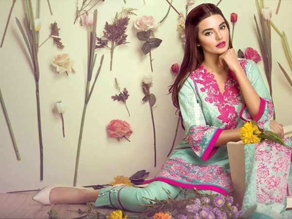 Ethnic By Outfitters Eid Collection 2015 For Women0012