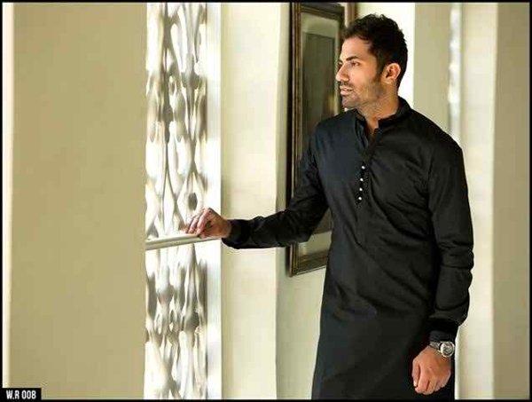 Humayun Alamgir Eid Collection 2015 For Men0010