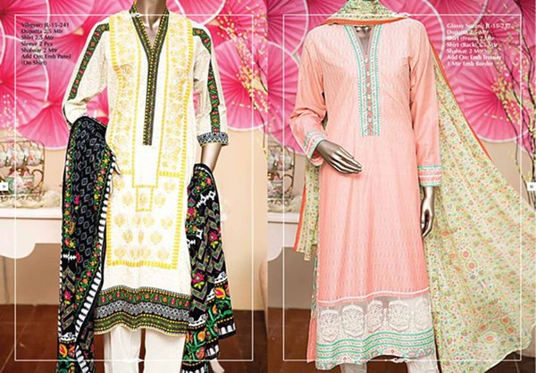 Junaid Jamshed Eid Collection 2015 For Women007