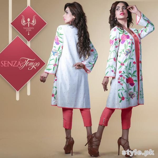 Yasmeen Jiwa Eid Collection 2015 For Women 7