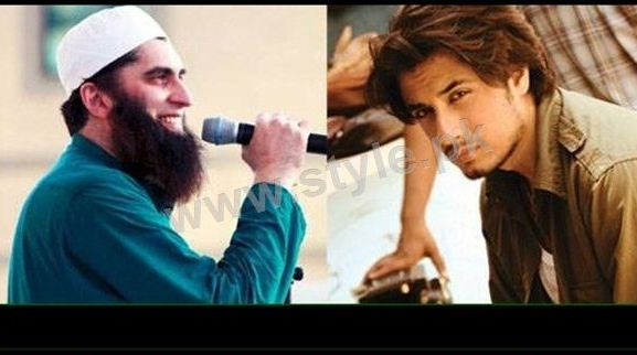 See Junaid Jamshed and Ali Zafar are going to make a song for women