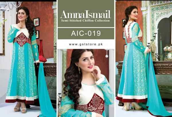 Latest Photoshoot Of Aiza Khan For Amna Ismail008