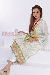 Needle Impressions Ready To Wear Eid Collection 2015 For Women0011