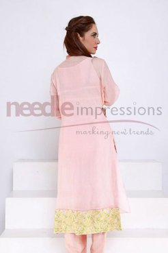 Needle Impressions Ready To Wear Eid Collection 2015 For Women004